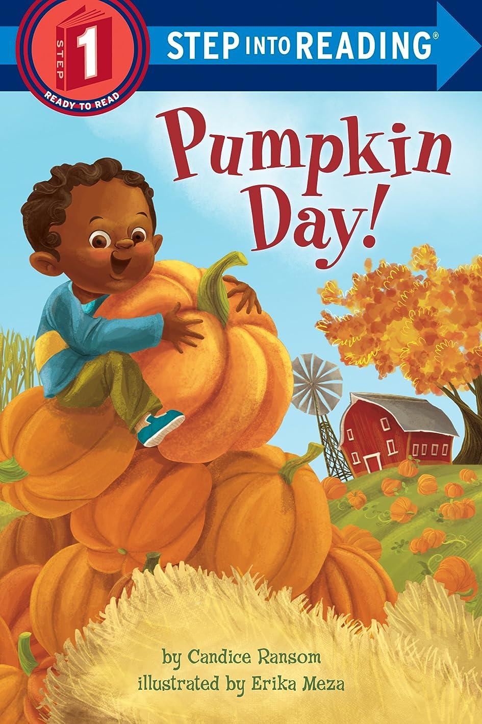 悲観主義者転送恐怖症Pumpkin Day! (Step into Reading) (English Edition)
