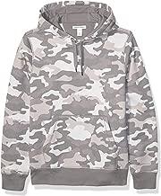 grey camo hoodie mens