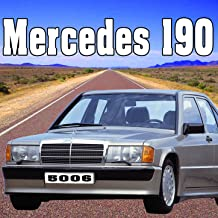 Mercedes 190, Internal Perspective: Seat Adjustment Forward Halfway