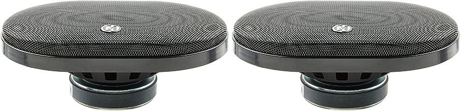 Memphis 15-SRX693 SRX693 6x9 3-Way 100 Watts Car Audio Stereo Coaxial Door Panel Speakers