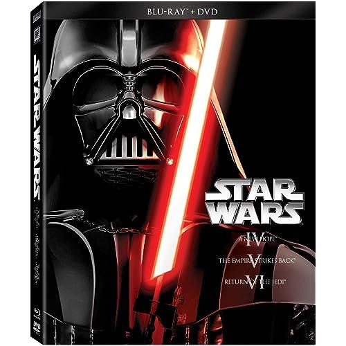Star Wars Original Trilogy Unaltered Amazon Com