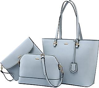 2546809b021b Purses and Handbags Designer Handbags for Women Tote + Crossbody + Envelope  3 Purses Set