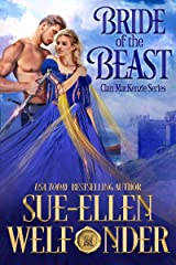 Bride of the Beast (Clan MacKenzie Book 2) Kindle Edition