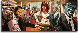 #06 Pulp Fiction Tarantino Movie 40x60 inch More Sizes Large Poster
