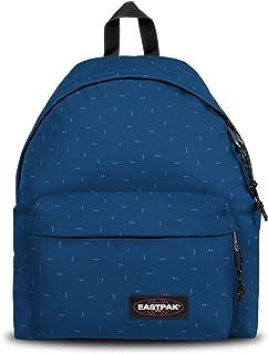 Eastpak Padded Pak'r Sac àDos, 40 cm, 24 L, Bleu (Tribe Arrows)