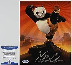 Jack Black Kung Fu Panda Autograph Autographed Signed Memorabilia Photo Beckett Coa 8x10
