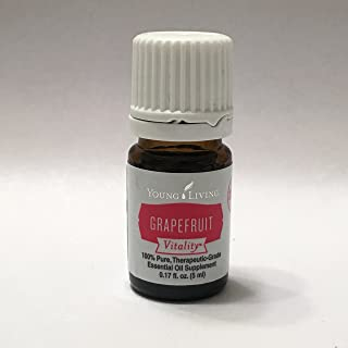 young living grapefruit oil in water