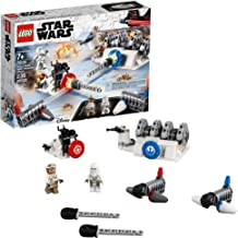 LEGO Star Wars: The Empire Strikes Back Action Battle Hoth Generator Attack 75239 Building Kit, New 2019 (235 Pieces)