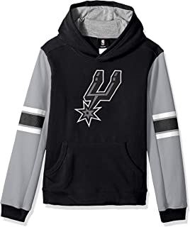 NBA Boys Man in Motion Color Blocked Pullover Hoodie