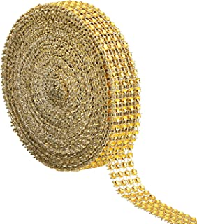 Best gold cake ribbon Reviews