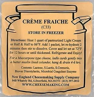 Creme Fraiche C33 - 5 packets
