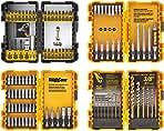 DEWALT DWA2FTS100 Screwdriving and Drilling Set, 100 Piece