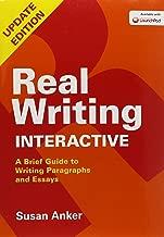 لباس الحقيقي التفاعلي الكتابة: من دليل المقاسات في الكتابة paragraphs و essays