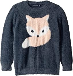 Adora Fuzzy Sweater (Toddler/Little Kids/Big Kids)