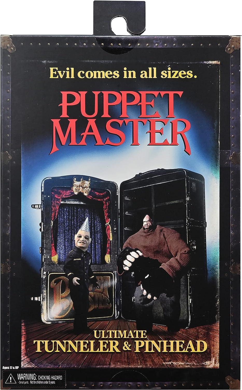 Puppet Master - Ultimate Pinhead & Tunneler 7