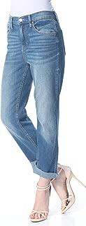 Black Daisy Juniors' Bella Cropped Raw-Edged Jeans