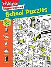 School Puzzles (Highlights(TM) Hidden Pictures®)