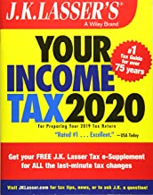 Download J.K. Lasser's Your Income Tax 2020: For Preparing Your 2019 Tax Return PDF