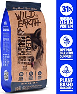 Wild Earth Clean Protein Formula All Breeds Adult Dog Food