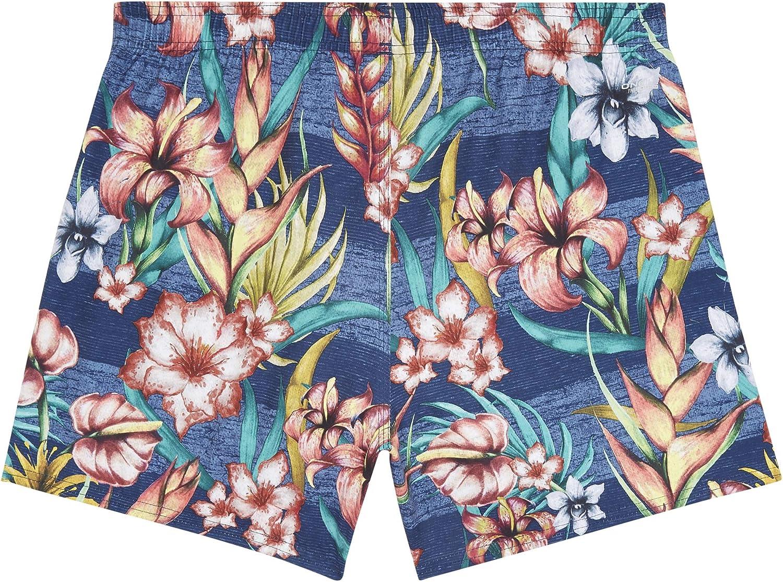 ONEILL PM Summer-Floral Ba/ñador Hombre