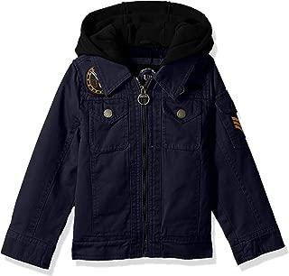 Urban Republic Boys Cotton Twill Jacket
