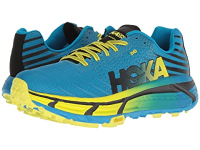 Hoka One One Evo Mafate (Cyan/Citrus) Men
