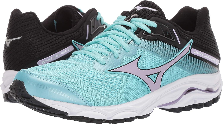 Mizuno Womens Wave Inspire 15 Running Shoe