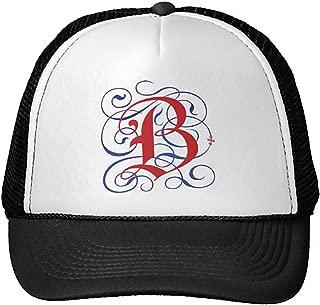 Unisex Adult Trucker Cap -Beautiful Gothic-B Trucker Hat Black