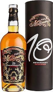Ron Millonário 10 Aniversario Reserva Rum mit Geschenkverpackung 1 x 0.7