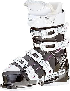 HEAD Vector XP Ski Boot - Womens 2017, Black, 25.5