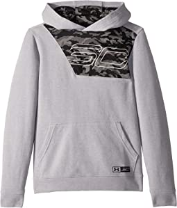 SC30 Fleece Hoodie (Big Kids)