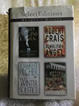 BEFORE I SAY GOOD-BYE,JULIE AND ROMEO,DEMOLITION ANGEL, WINTER SOLSTICE READER'S DIGEST SELECT EDITIONS