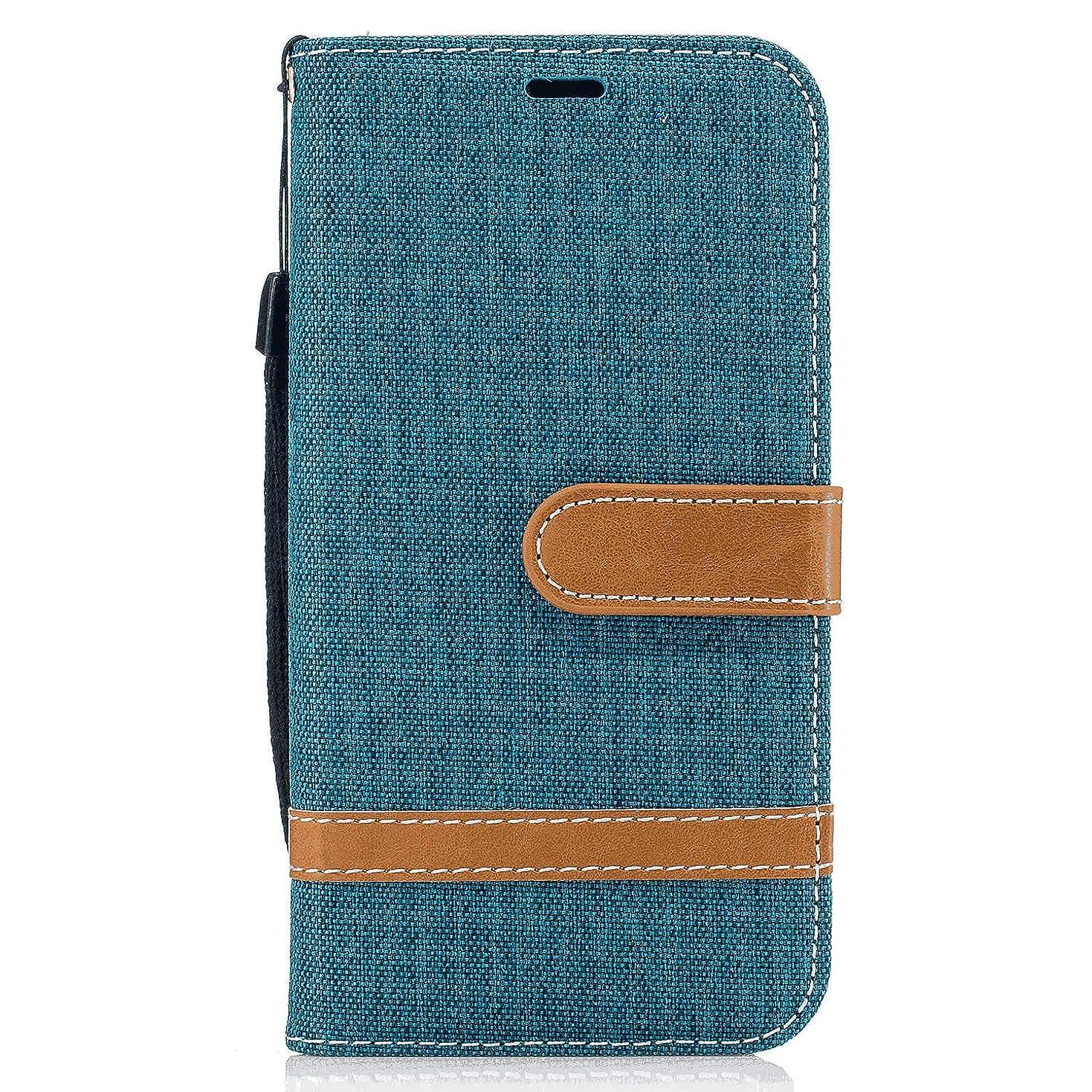 特権的お父さん奇跡Huawei P20 LITE レザー ケース, 手帳型 Huawei P20 LITE 本革 スマホケース 財布 防指紋 ビジネス カバー収納 無料付スマホ防水ポーチIPX8