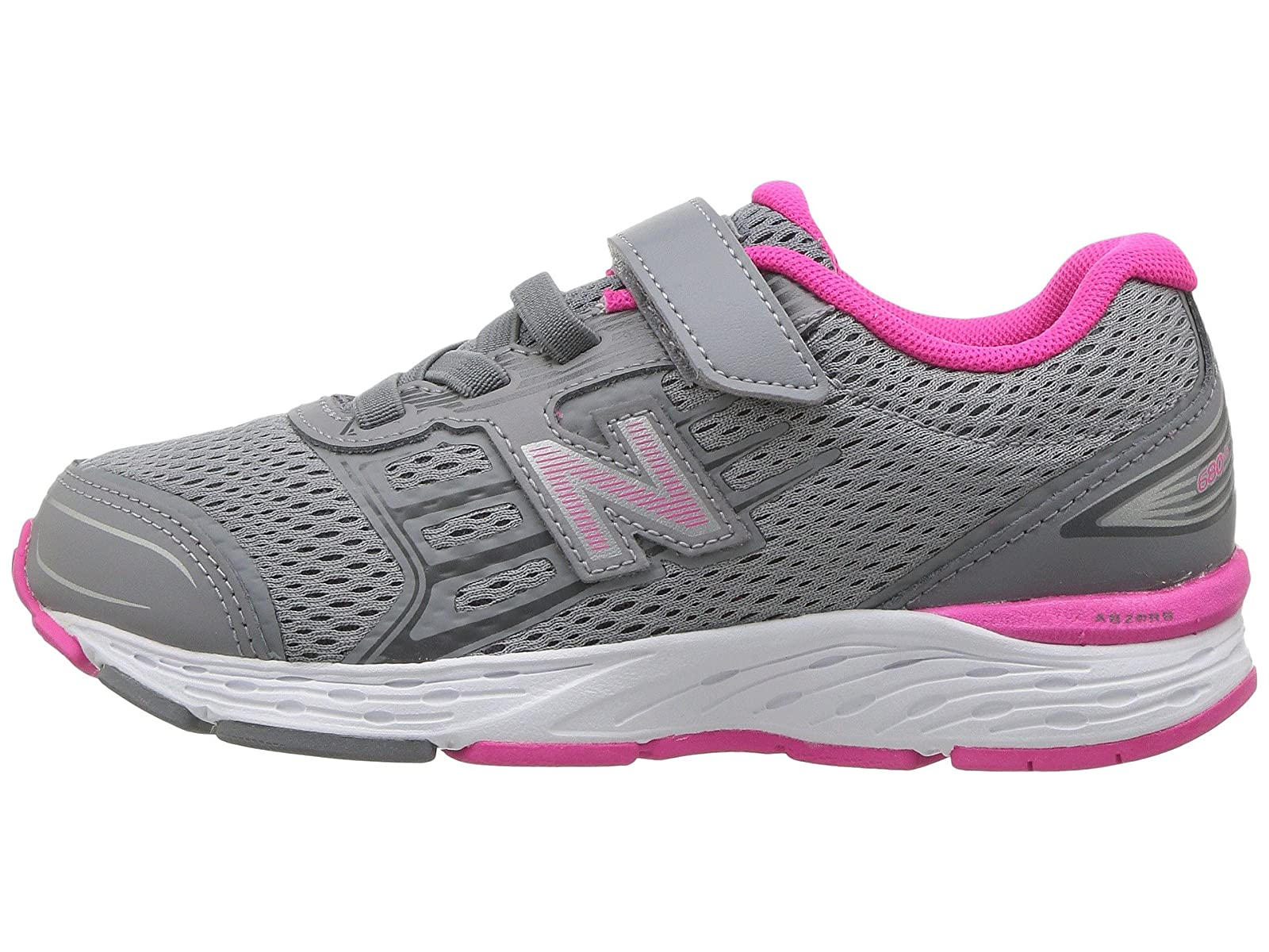 Girls-039-s-Shoes-New-Balance-Kids-KA680v5Y-Little-Kid-Big-Kid thumbnail 5