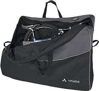 Vaude 15257 Big Bike Bag Pro - Bolsa para Bicicleta (85 x 130 x 28 cm), Color Gris y Negro