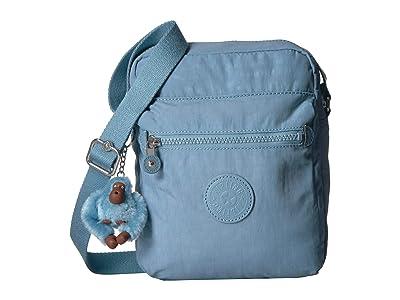 Kipling Livie Crossbody (Blue Beam) Handbags