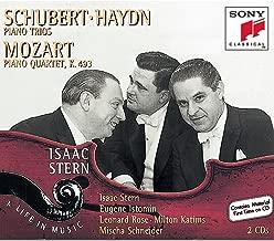 Schubert, Haydn: Piano Trios / Mozart: Piano Quartet, K. 493 Isaac Stern - A Life in Music