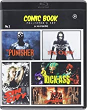 Comic Book Collector's Set (The Punisher / The Crow / Kick Ass / Sin City / The Spirit)