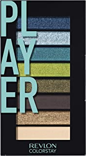 Revlon Colorstay Looks Book Eyeshadow Palette, Player, 3.4 Ounce