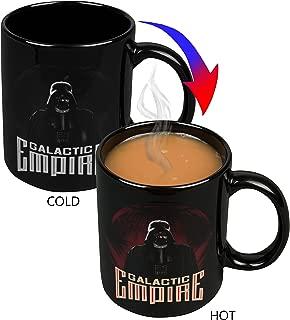Star Wars Darth Vader Heat Reveal Coffee Mug - Death Star Reveal w/ Heat
