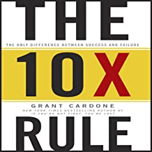 Best grant cardone audiobook Reviews