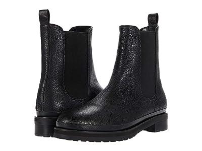 Aerosoles Camila (Black Leather) Women