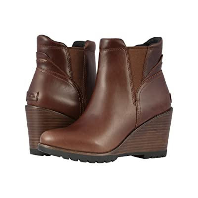 SOREL After Hours Chelsea (Burro Full Grain Leather) Women