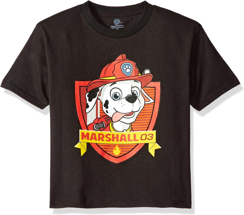 Nickelodeon Baby Boys' Toddler Paw Patrol Marshall 03 Tshirt