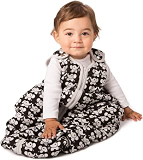baby deedee Sleep Nest Tee Baby Sleeping Bag, Lucky Trunks, Small (0-6 Months)