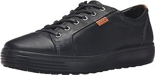 ECCO Men's Soft 7 M Shoes, Black/Black