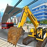construction d'un pont de ville: construction d'un nouveau pont sim