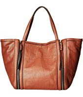 Leather Jane Shopper