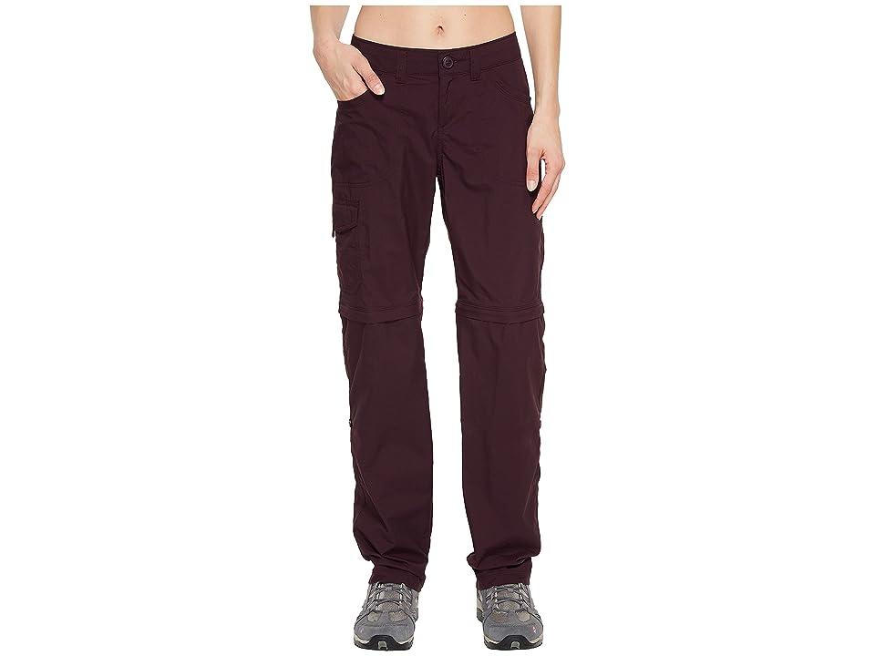 Mountain Hardwear Miradatm Convertible Pant (Dark Tannin) Women