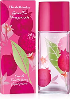 Elizabeth Arden Green Tea Pomegranate - Eau De Toilette, 100 ml